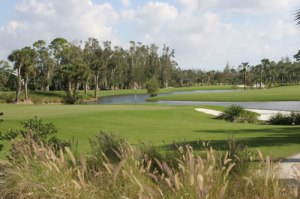 Ironhorse's golf course blends almost seamlessly into the surrounding natural beauty.