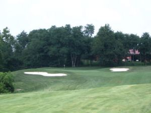 Fortunately, the view from the par 5 18th fairway remains the same today as a decade ago.