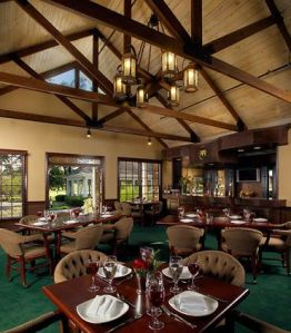 Truth be told, you can get a pretty decent cheeseburger at the grill room at Lexington's Marriott Griffin Gate Golf Club.