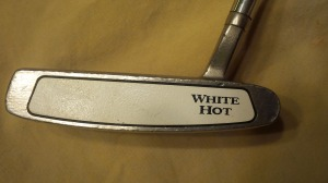 My old, reliable, original White Hot No. 2.  Among its best features remains the fact it was free, a gift from my brother.