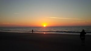 One of the real treats of visiting Hilton Head Island is the opportunity to experience the magic of the Sun rising from the Atlantic Ocean horizon.