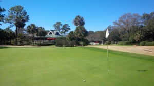 I walked off the 18th green completely satisfied, even knowing this was the end point of my Hilton Head golfing adventures.  And yes, I sunk the putt, in case you were wondering.