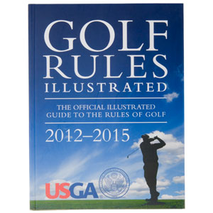 Rules of Golf Book