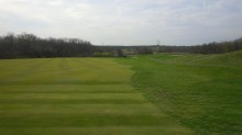 The rolling hills of western Boone County provide a picturesque setting for Traditions Golf Club.