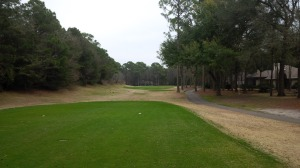 If only our Kentucky courses utilizing Bermuda grass could overseed like they do on Hilton Head...