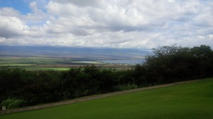 With views of Maalaea Bay omnipresent, one couldn't help but know that they were in Hawaii, even from the golf course.