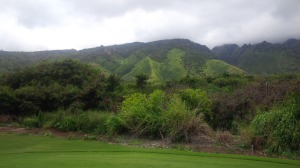 Without any houses to ruin the stunning views, Kahili is a great course with which one can get acquainted with Maui golf.