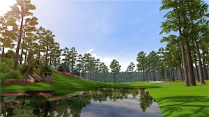 Who wouldn't want to experience golf surrounded by such stunning beauty?  But such beauty comes at a steep price.