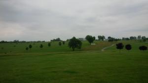 The lush green fields of Connemara G.C.