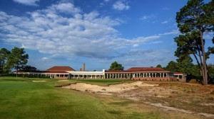 There is something refreshing in Pinehurst's return to nature juxtaposed with the luxurious clubhouse.