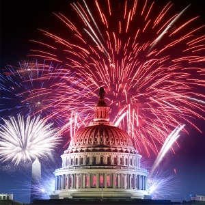 """Nothing says """"Happy Independence Day, America"""" like blowing stuff up and potentially re-enacting annually the Great Chicago Fire."""