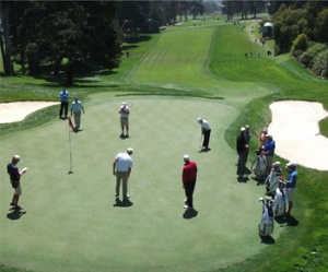 There are reasons that PGA Tour professionals play practice rounds and take them seriously.