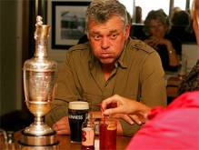Apparently a cold pint of cheer works to help many of you forget all about a bad round of golf.