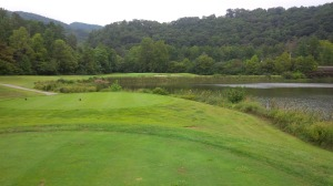 As far as long par 3 holes go, the 17th at Wasioto Winds was one of the best I've played in recent memory.