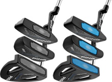 I don't know what I'll ultimately end up purchasing, but Ping putters fit my eye better than about anything on the market (boutique putters, aside).