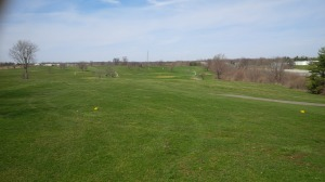 Straight-forward golf at it's simplest...see the target, hit your ball toward that target, repeat.