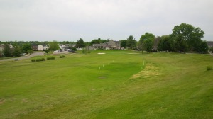 The sight of the clubhouse beyond the 18th green was a welcomed signal that my time at Canewood was coming to an end.
