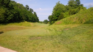 Courses in central Kentucky are finally starting to dry out and turn that fast, beautiful shade of brown.