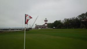 Even under less than ideal conditions, Harbour Town was just a pure joy to play.