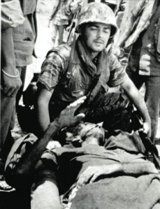 """An American was down in enemy territory. Of course I'd do it again."""