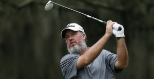 Frankly, I've got to tip my cap to Boo Weekley this week in Hawaii. I've grown my beard that long, but I don't think I made any public appearances that week.