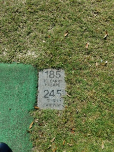 These are disconcerting numbers as one creeps onto the 16th tee.