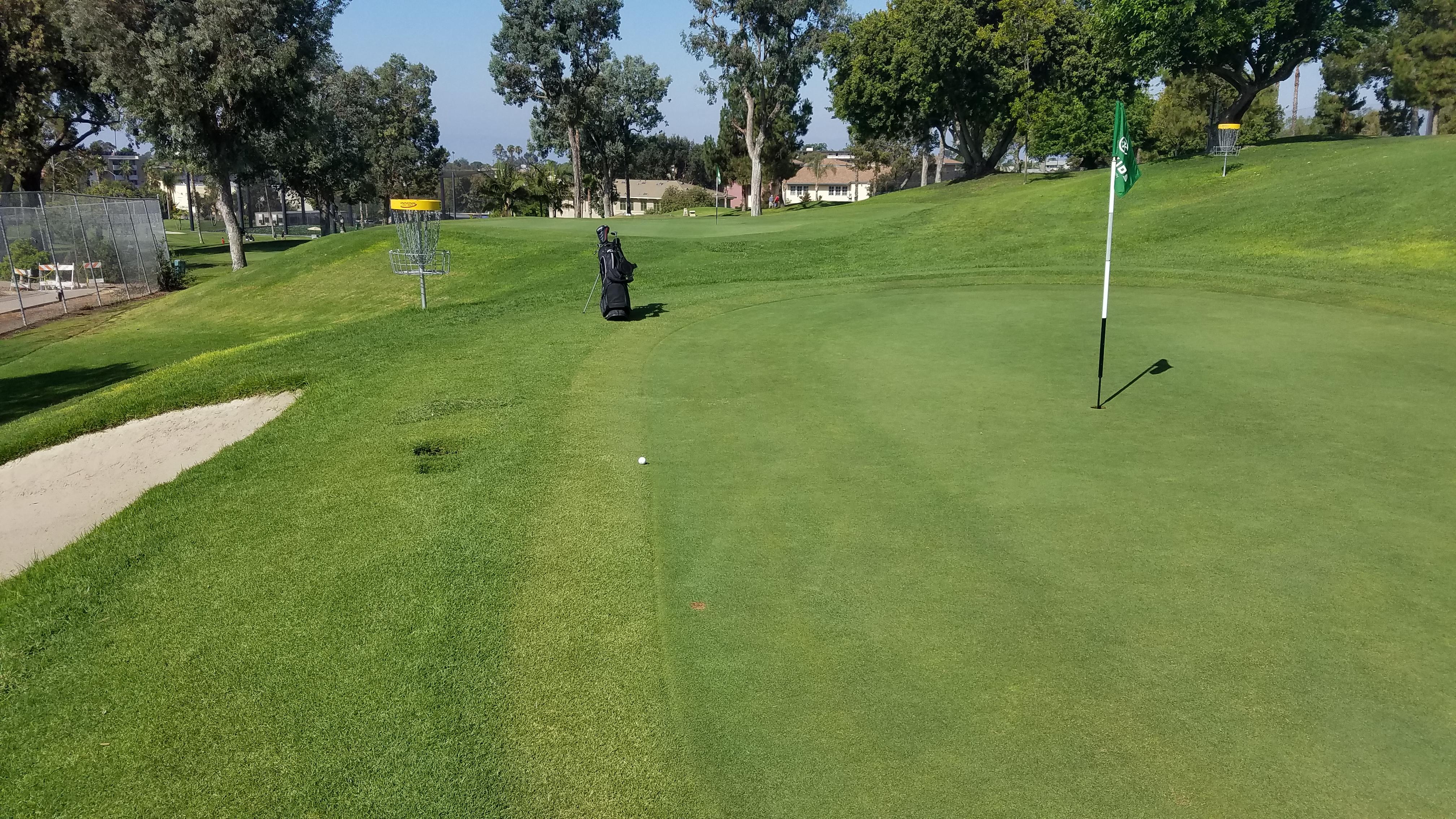 A short trip towards Hope: Colina Park Par 3 Golf Course, San Diego ...