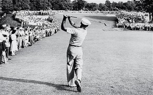 Ben Hogan was a famous hooker of the golf ball that taught himself to hit a powerful, almost fool-proof fade.  We all need a hobby.