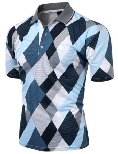 I'm of Scottish ancestry, so I love argyle, but I'd be pretty self-conscious wearing this into an office setting.